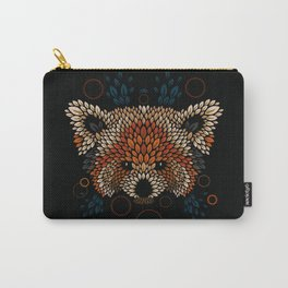 Red Panda Face Carry-All Pouch