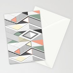 African vector Stationery Cards