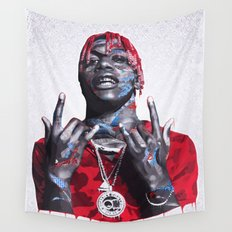 Lil Yachty Wall Tapestry