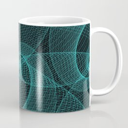 The Great Spiraling Unknown Coffee Mug