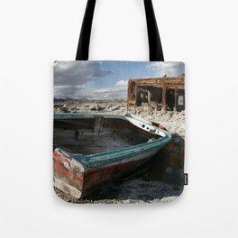 Salton Sea Tote Bag