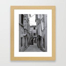 Mediterranean  Places 04 Framed Art Print