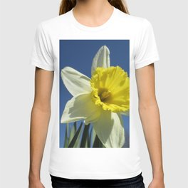 Daffodil Out of the Blue T-shirt