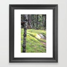 Shhhh Framed Art Print