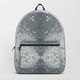 Lady Bugz Abstract Watercolor Backpack