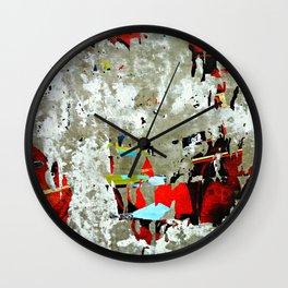 PALIMPSEST, No. 2 Wall Clock