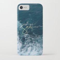 Spirit Lead Me iPhone 7 Slim Case