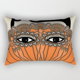 JOSEPHINE BAKER Rectangular Pillow
