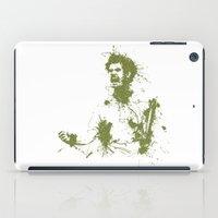 murray iPad Cases featuring Andy Murray Wimbledon Tennis by DanielBergerDesign