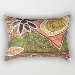EL SOL Y LA FLOR Rectangular Pillow