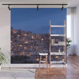 Blue Hour Wall Mural