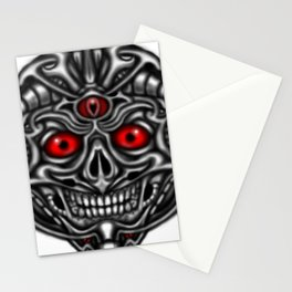 mega genesis art Stationery Cards