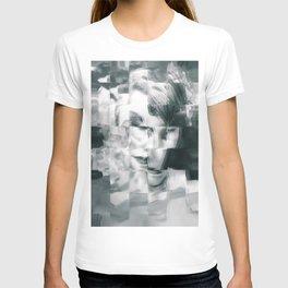 Young woman T-shirt