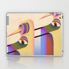 Figure #1 Laptop & iPad Skin