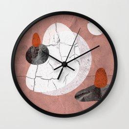 Rise 2 Wall Clock
