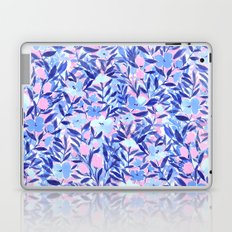 Nonchalant Blue Laptop & iPad Skin