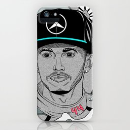 2017 The Year of the Silver Arrows iPhone Case