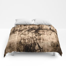 The Dark Nights Are Drawing In Comforters