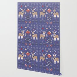 WINTER LANDSCAPE 2 Wallpaper