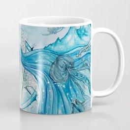 Where the horizon ends Coffee Mug