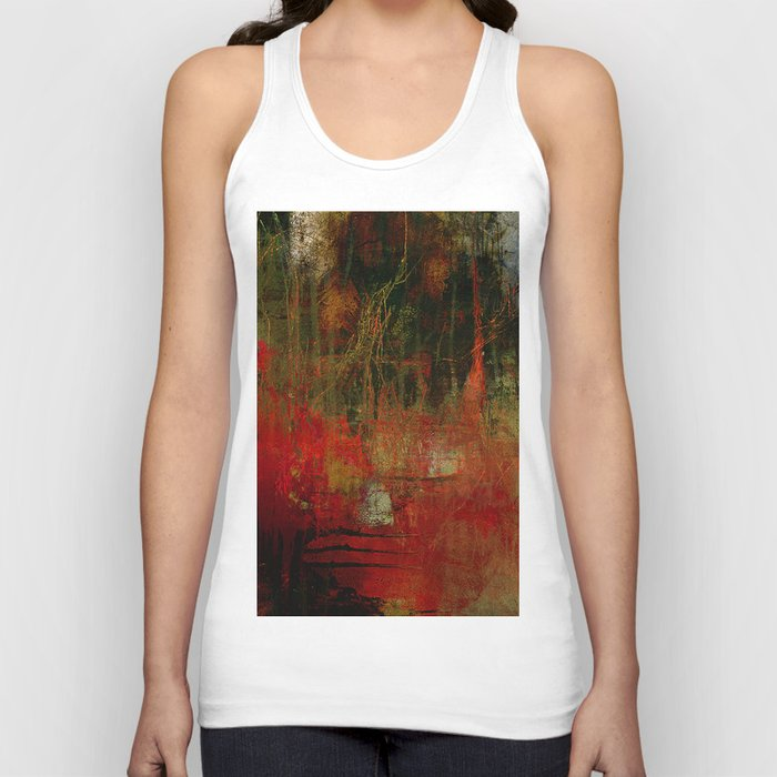 Faire abstraction 2 Unisex Tank Top