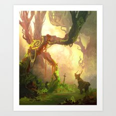Wilds Art Print