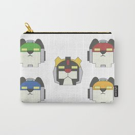 Voltron Lions Carry-All Pouch