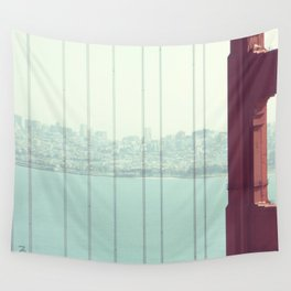 Golden Gate Bridge San Francisco Wall Tapestry