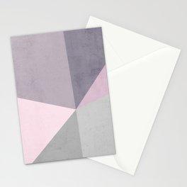 Desert Rose Palette Stationery Cards