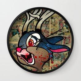 JackaThumper Wall Clock