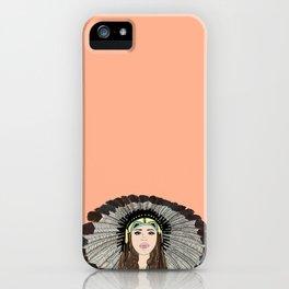 Southwest queen iPhone Case