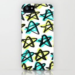 when the stars misalign iPhone Case