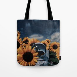 i'm just a passenger here. Tote Bag