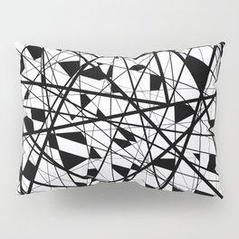line art Pillow Sham
