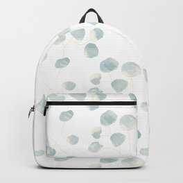 Silver Dollar Eucalyptus Backpack
