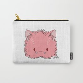 Spoopy Pritty Kitty disguise! Carry-All Pouch