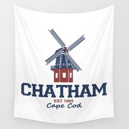 Chatham, Massachusetts Wall Tapestry
