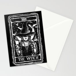 The Witch Tarot Stationery Cards