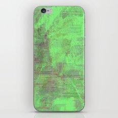 green seas of Mars iPhone & iPod Skin