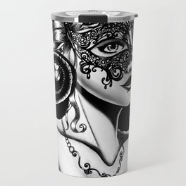 The Demon from the Masquerade Travel Mug