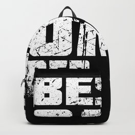 Best Grandma In The World Motif Backpack