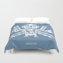 Moche Duvet Cover