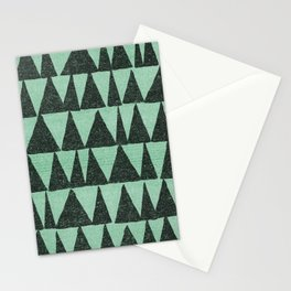 Analogous Shapes. Stationery Cards