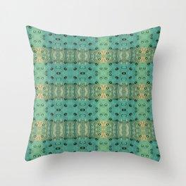 maculis_pattern no1 Throw Pillow