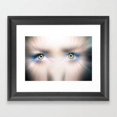 SEE  Everything Framed Art Print