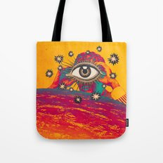 ...TUNE IN... Tote Bag