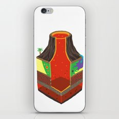 Science of the Unnatural World iPhone & iPod Skin