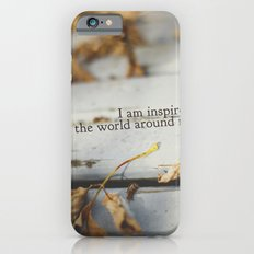 inspired by the world iPhone 6s Slim Case