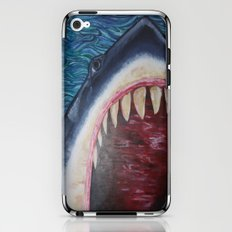 SHARK! iPhone & iPod Skin