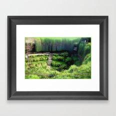 Umpherston Sinkhole Framed Art Print
